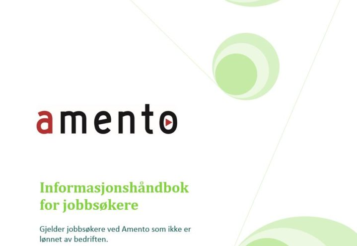 Informasjonshåndbok for jobbsøkere
